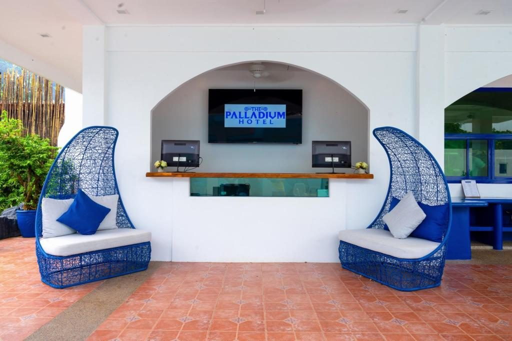 The Palladium Hotel, Coron sala Filipinai